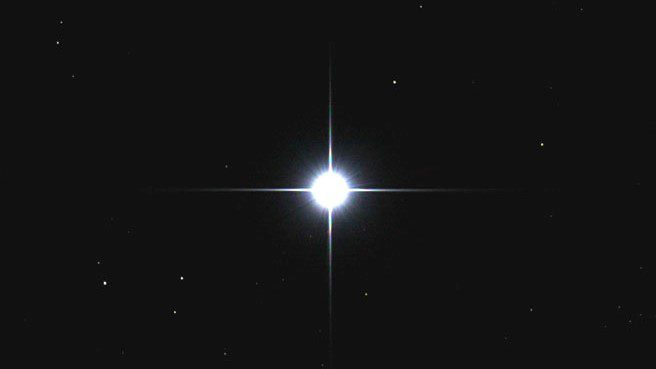 Achernar Star, Alpha Eridani