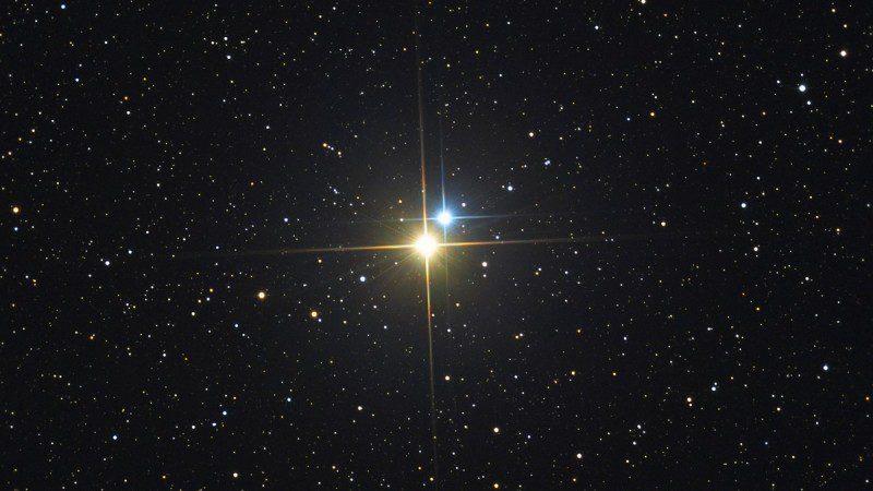 Albireo Star, Beta Cygni
