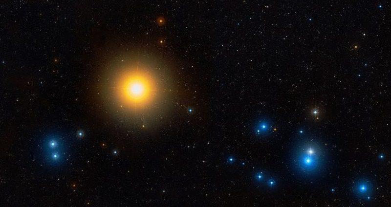 Aldebaran Star, Alpha Tauri