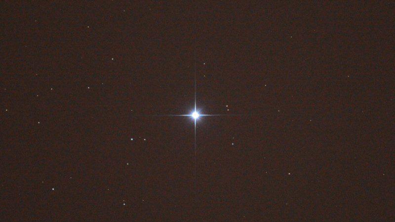 Algenib Star Gamma Pegasi