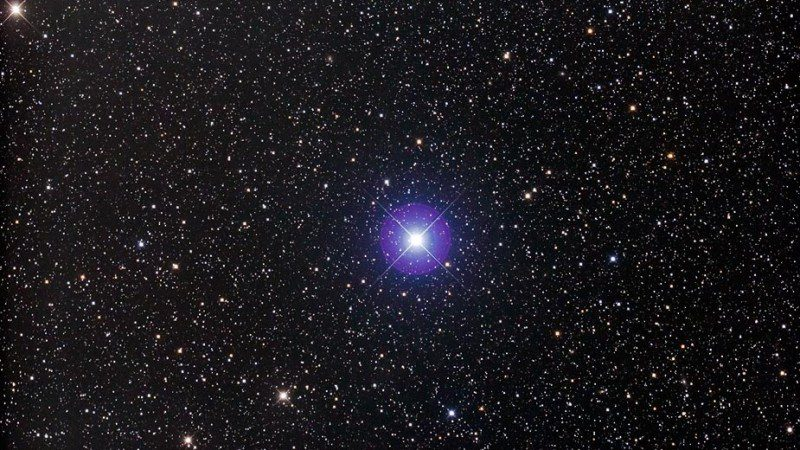 Algol Star, Beta Persei
