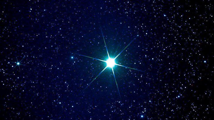 Bellatrix Star, Gamma Orionis