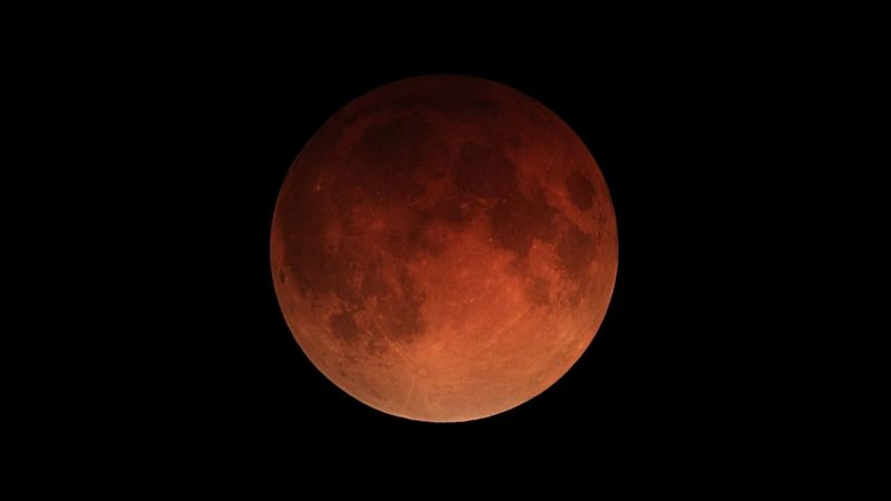 Blood Moon Total Lunar Eclipse July 2018 Astrology