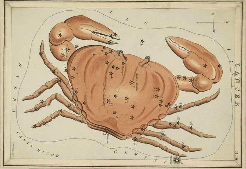 Constellation Cancer Astrology