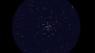 Capulus Star, M34 Persei