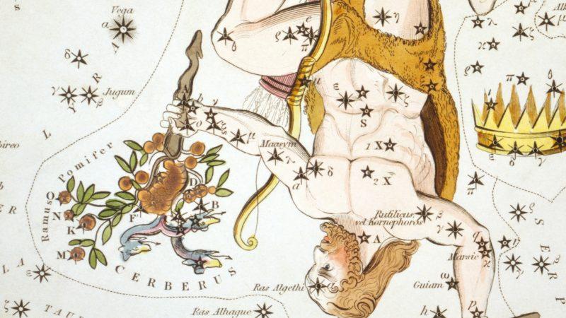 Cerberus Constellation