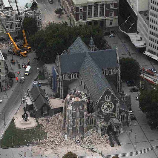 the influence of the christchurch earthquake Anzac drive and bridge street bridges (effects of liquefaction and lateral   return periods for the effects of the christchurch earthquake on.