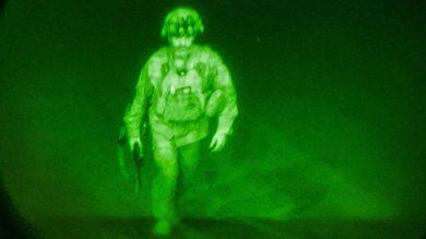 USA Leaves Afghanistan