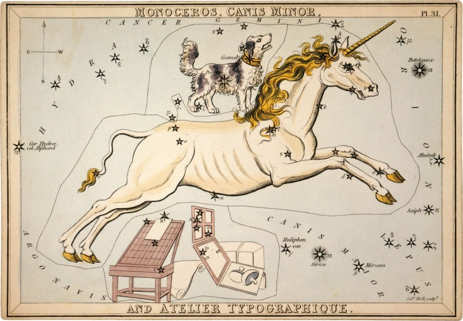 Constellation Canis Minor Astrology