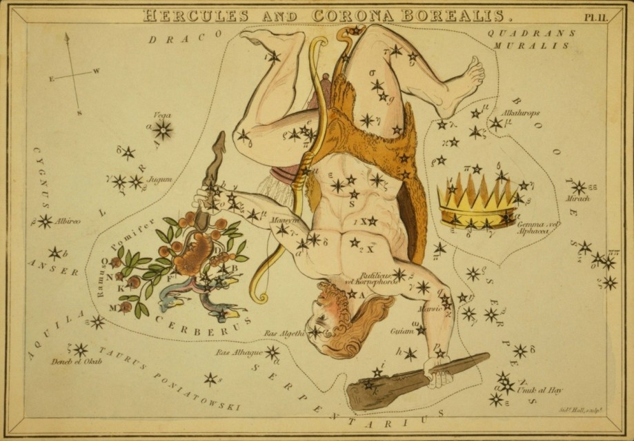 Constellation Corona Borealis Astrology