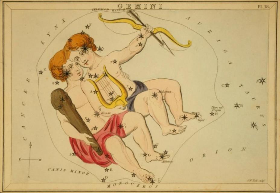 Constellation Gemini Astrology