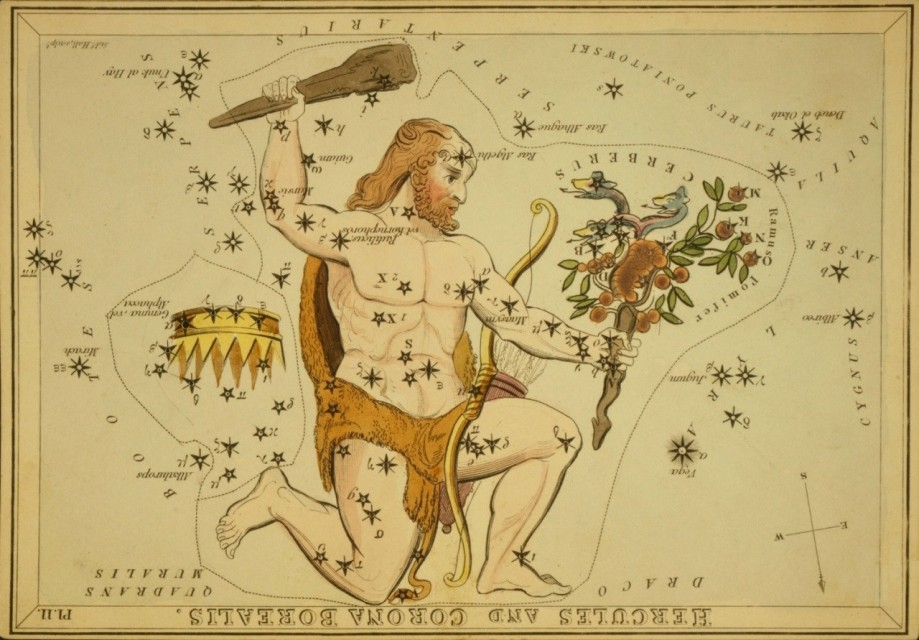 Constellation Hercules Astrology