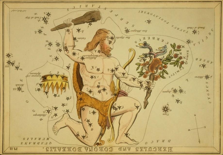 Constellation Hercules Astrology