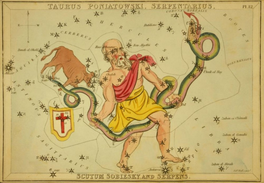 Constellation Serpens Astrology