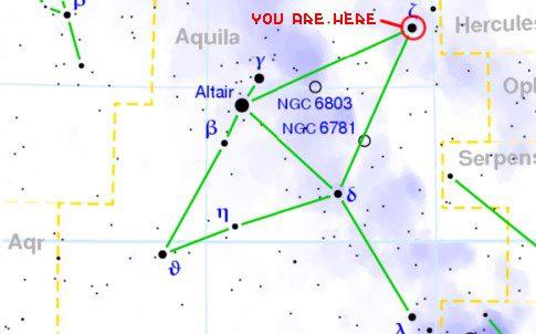 Dheneb Star, Zeta Aquilae