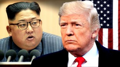 Donald Trump – Kim Jong-un