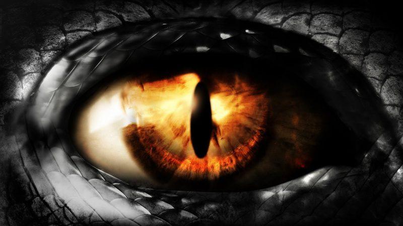 Mercury Retrograde 2017 Dragon Eye