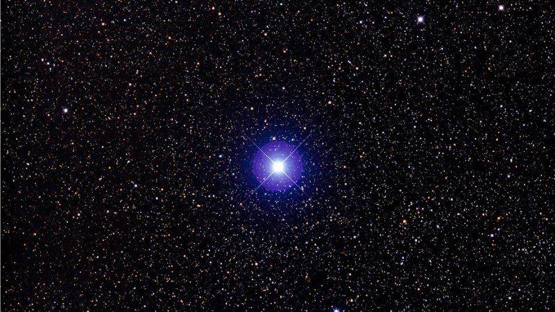 El Nath Star, Beta Tauri
