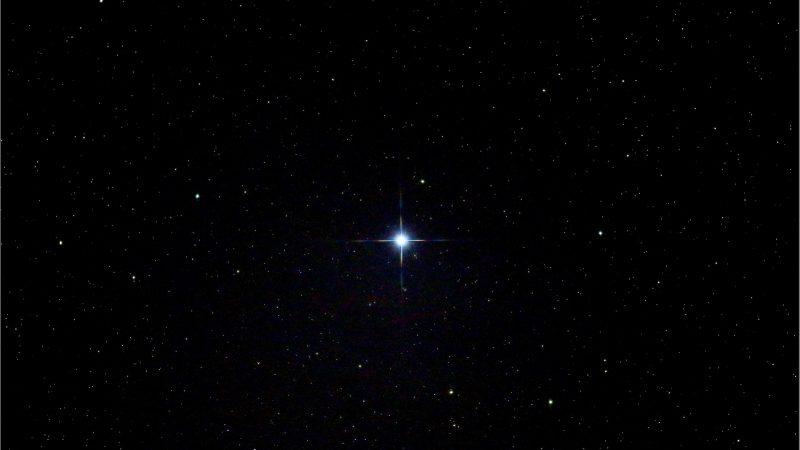 Alkaid Star, Eta Ursae Majoris