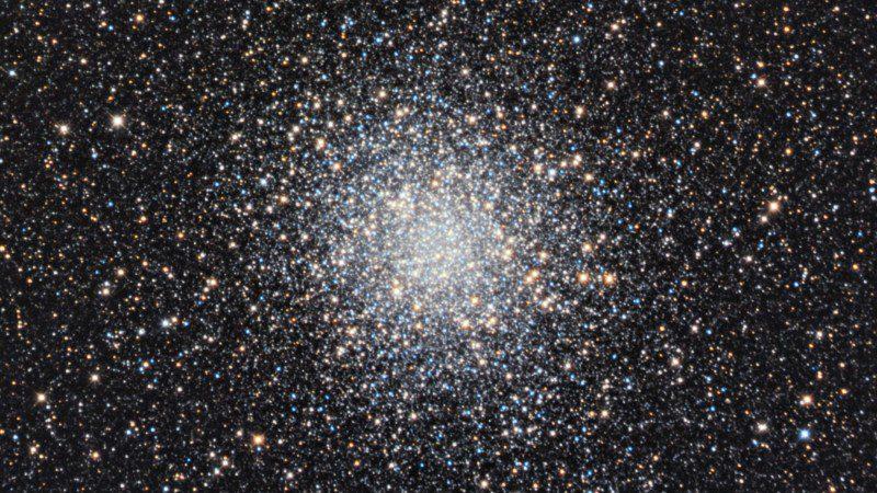 Facies Star, M22 Sagittarius
