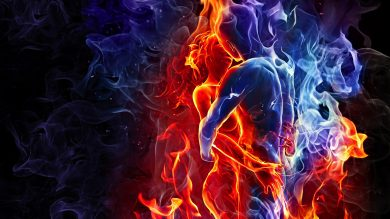 Flames of Love New Moon January 2018