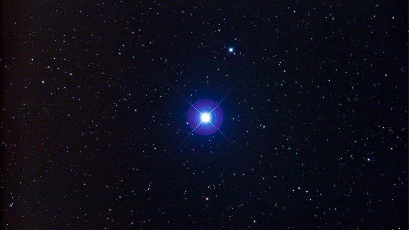 Fomalhaut Star, Alpha Piscis Austrinus