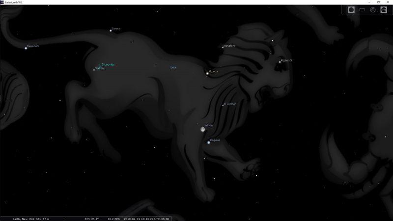 Full Moon February 2019 Astrology