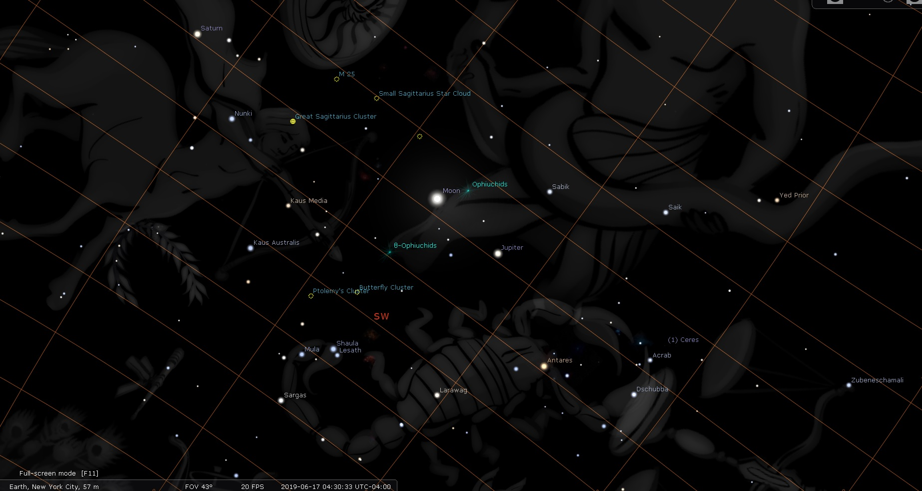 Full Moon June 2019 – Dreams Come True – Astrology King