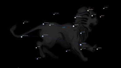 Fixed Star Denebola Star Astrology