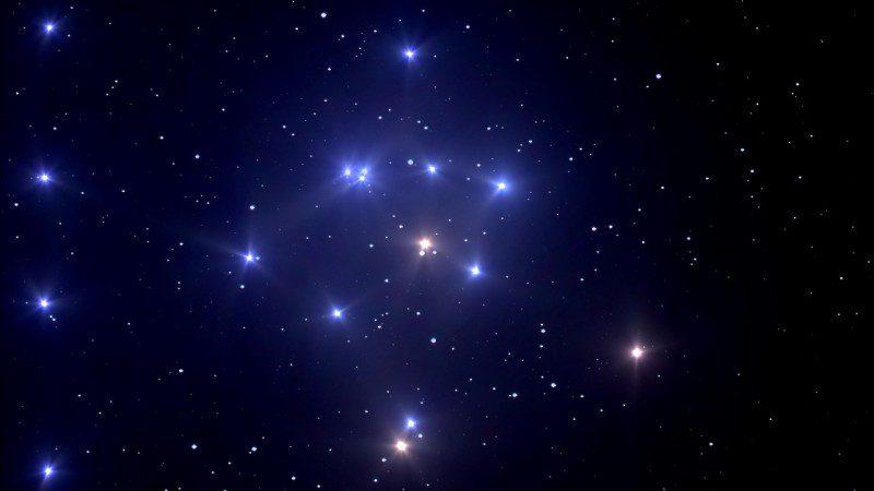 Praesepe Star, M44 Beehive Cluster