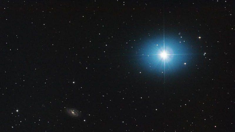 Phecda Star, Gamma Ursae Majoris