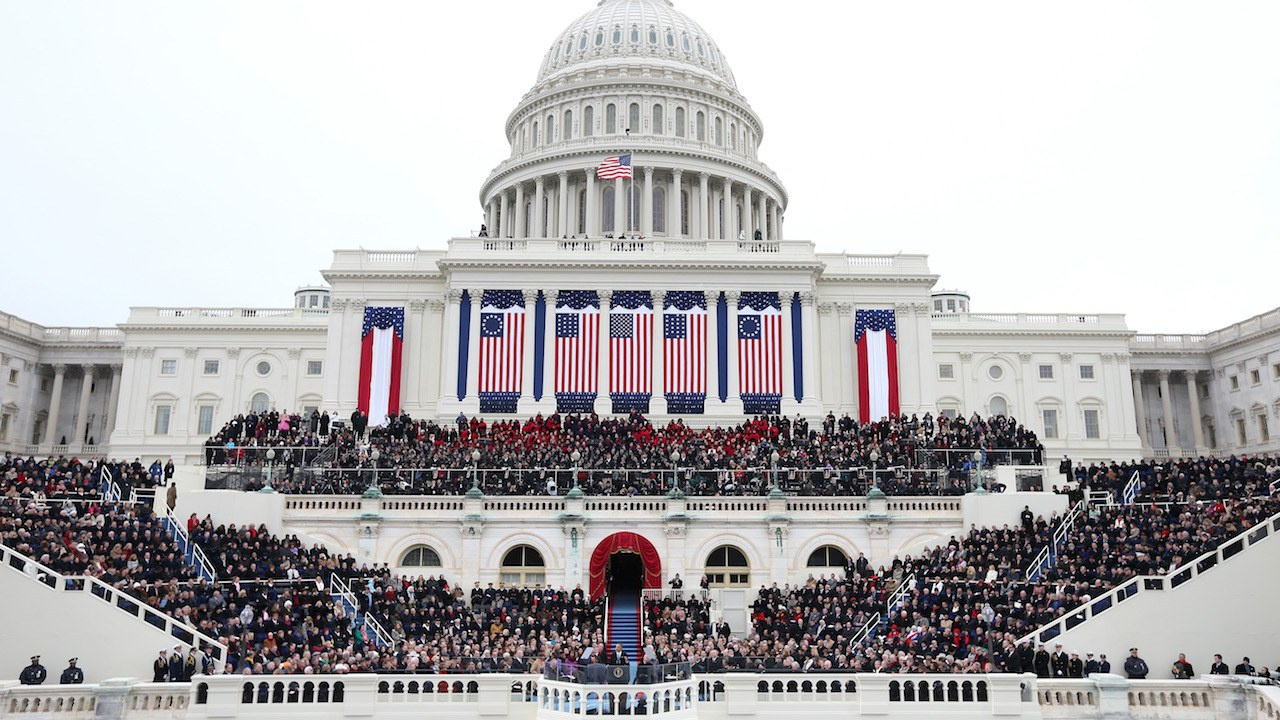 Presidential inauguration 2017 astrology king for First president to be inaugurated on january 20