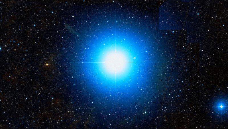 giant star blue white - photo #31