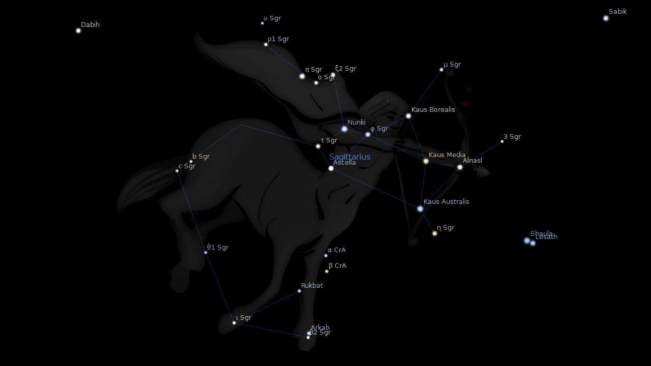 sagittarius the lion king astrology