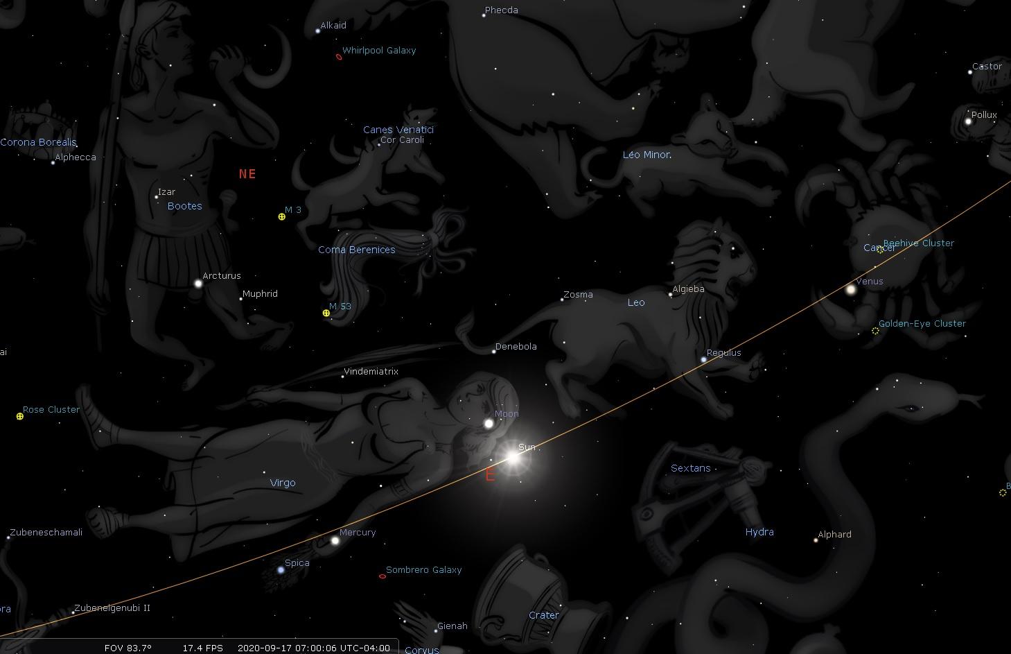 New Moon September 2020 Astrology