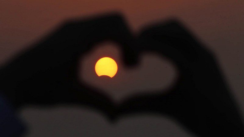Solar Eclipse September 2015 Astrology Heart