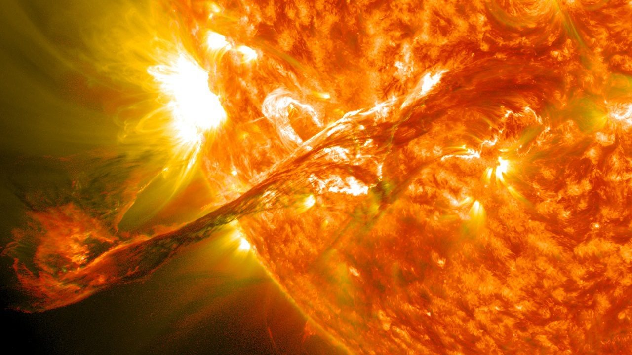 Solar Flares Astrology