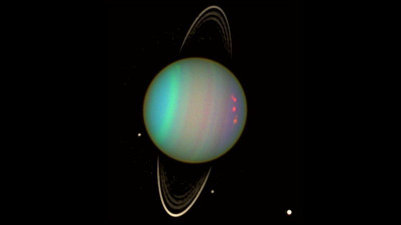 Uranus from Hubble Space Telescope, 2003 [NASA/Erich Karkoschka]