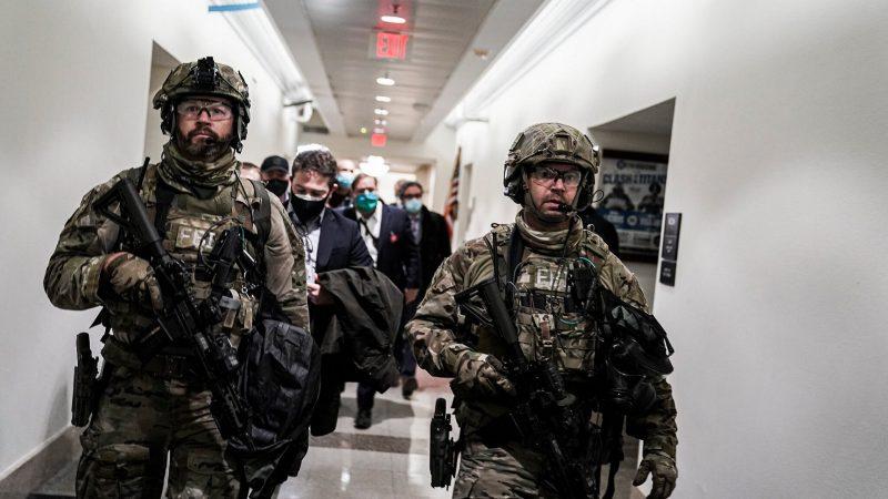 US Capitol Building Riot
