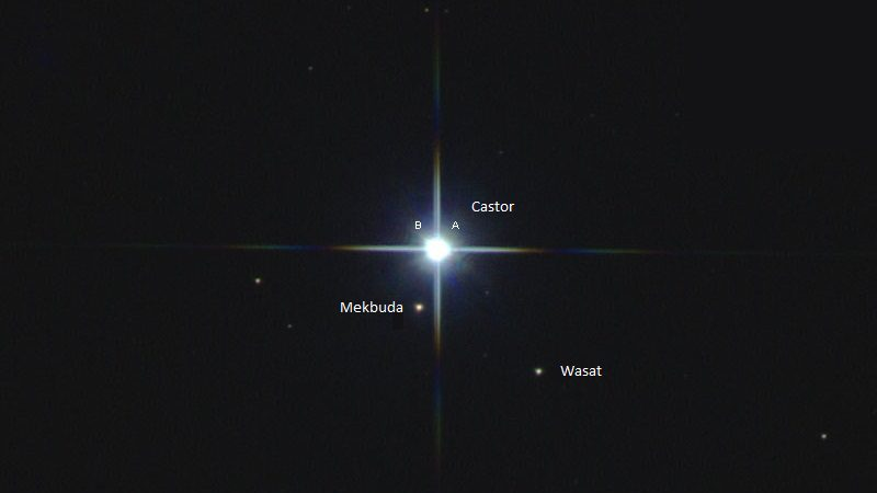 Wasat Star, Delta Geminorum