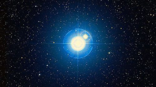 Zubenelgenubi Star, Alpha Librae